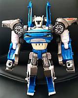 Игрушка робот - трансформер  мини ТОБОТ 3 в 1