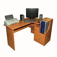 Компьютерный стол Ш1300хГ1000хВ870. W99