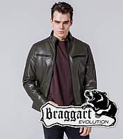 Braggart 1638 | Мужская ветровка весна-осень хаки