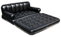 Надувной диван-трансформер 5 в 1 Bestway 75038 (188Х152Х64 см) + насос 220V HN