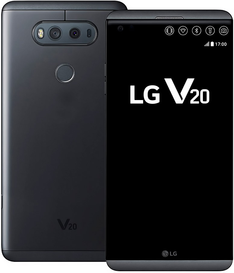 LG H910 V20 64GB (Black)
