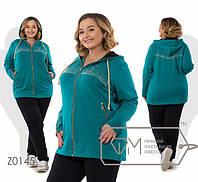 Спортивний костюм жіночий ,батал р. 56-62 Фабрика Моди XXXL