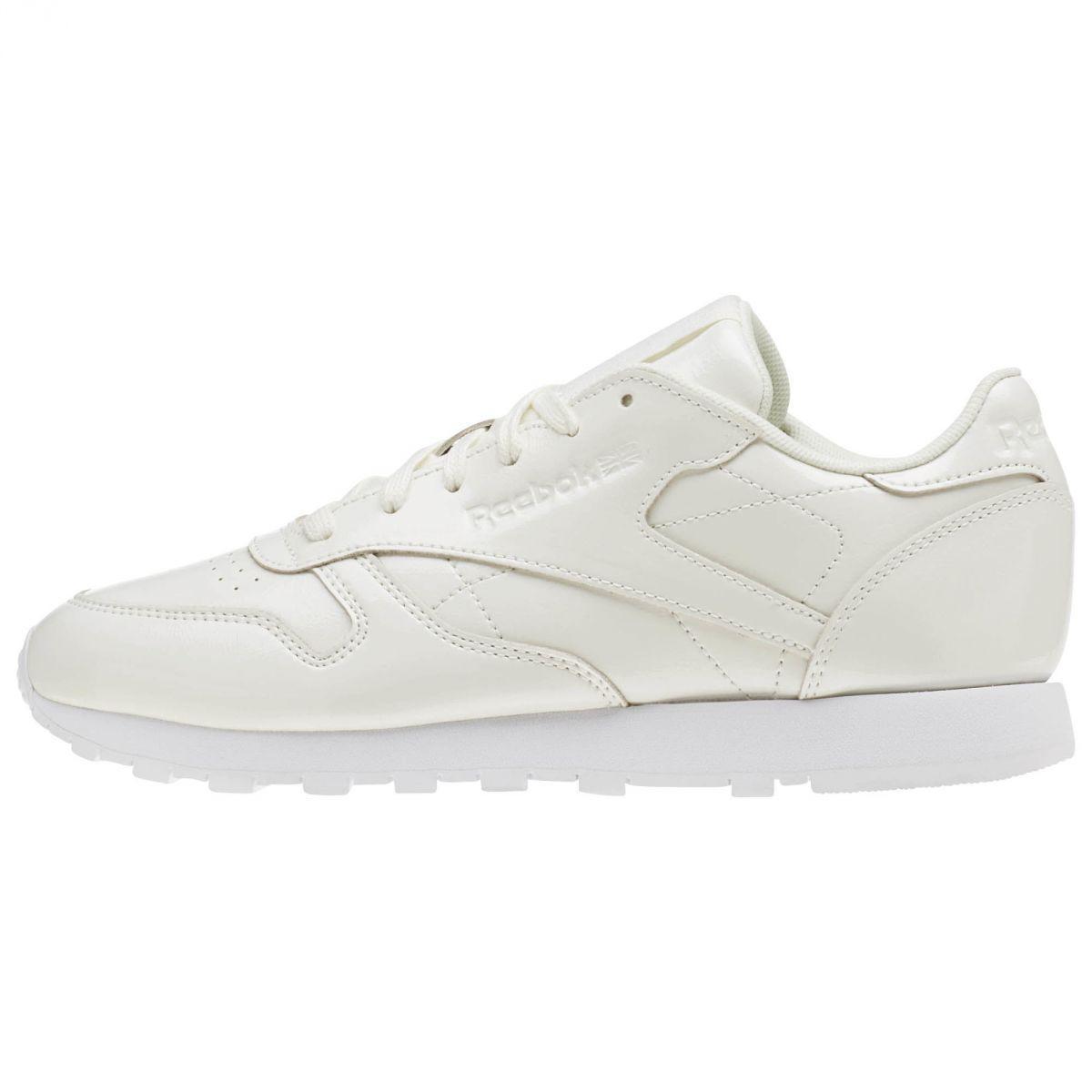Оригинальные женские кроссовки REEBOK CLASSIC LEATHER PATENT ... 498becfc216