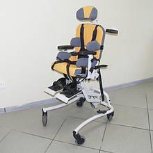Спеціальні функціональні крісла для терапії дітей з ДЦП