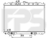 Радиатор охлаждения Nissan X-Trail T30 01-07, FP50A1341X Koyorad