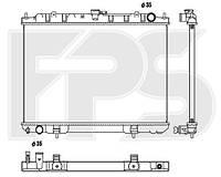 Радиатор охлаждения Nissan X-Trail T30 01-07, FP50A616X Koyorad