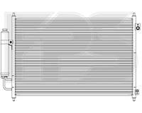 Радиатор кондиционера Nissan ниссан X-Trail Х-Трейл, FP50K516 Fps