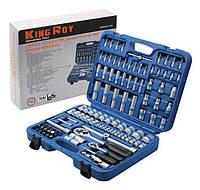 Набір інструментів King Roy 108-MDA-6 (108 предметів)