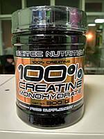 Scitec nutrition creatine monohydrate 100% Креатин 300 гр.