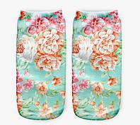 Носки «Цветы»