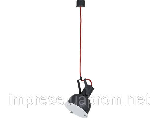 Светильник подвесной INDUSTRIAL graphite 5527