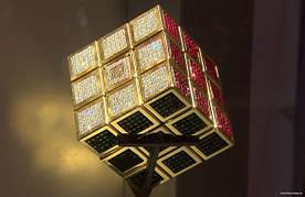 Кубик Рубика на первом месте Самых дорогих игрушек в Мире