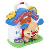 """Інтерактивна іграшка """"Будиночок для цуценяти"""" Fisher Price, фото 2"""