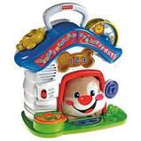 """Інтерактивна іграшка """"Будиночок для цуценяти"""" Fisher Price, фото 3"""