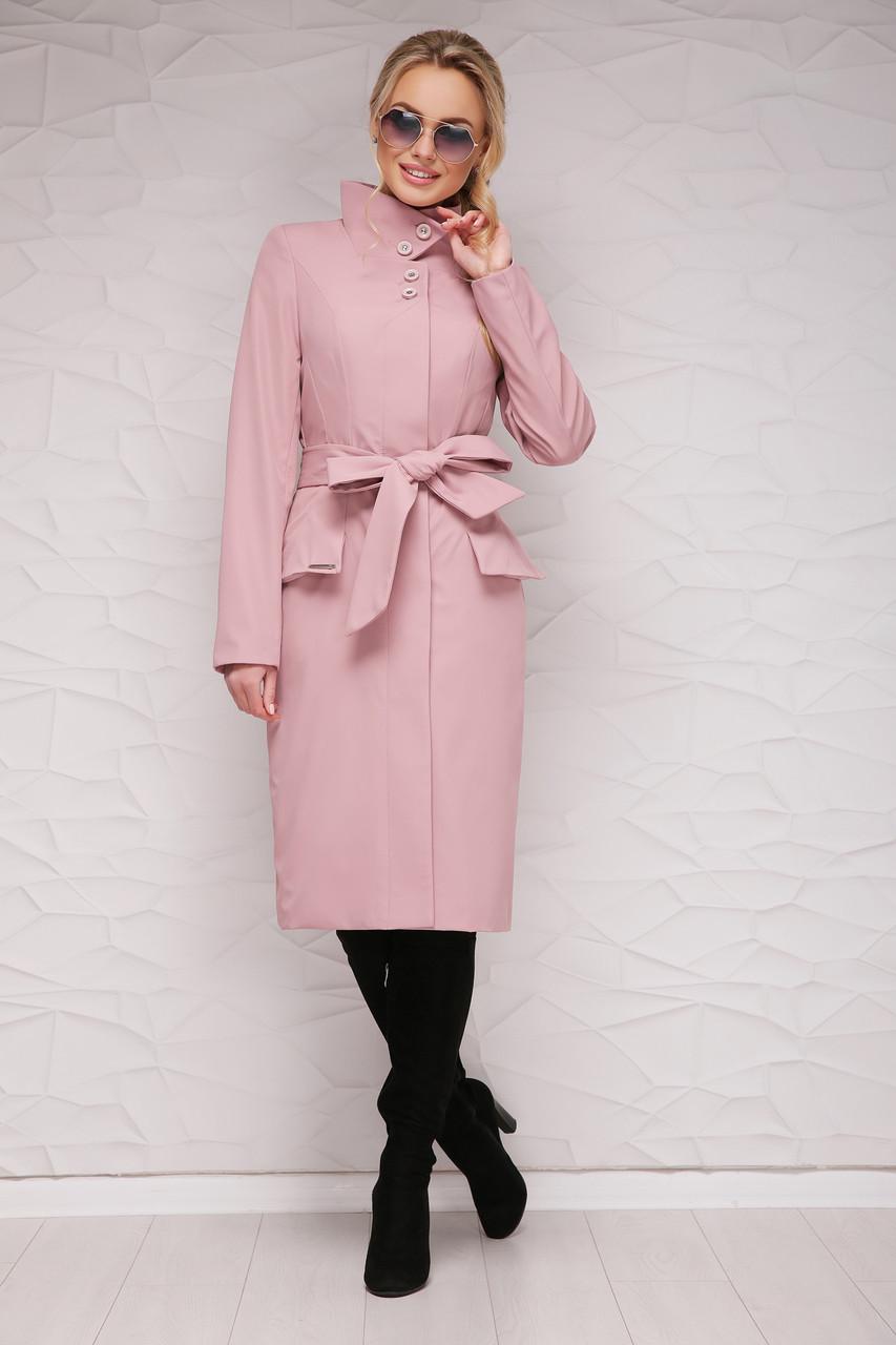 cbe1499e9ac8 Плащ женский,демисезонный,пудра - AnnaskoStyle стильная женская одежда от  современных дизайнеров в Львовской