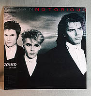 CD диск Duran Duran - Notorious
