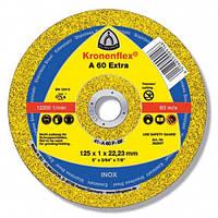 Круг (диск) отрезной А60 EXTRA  115 х 1,0 х 22 (262936)