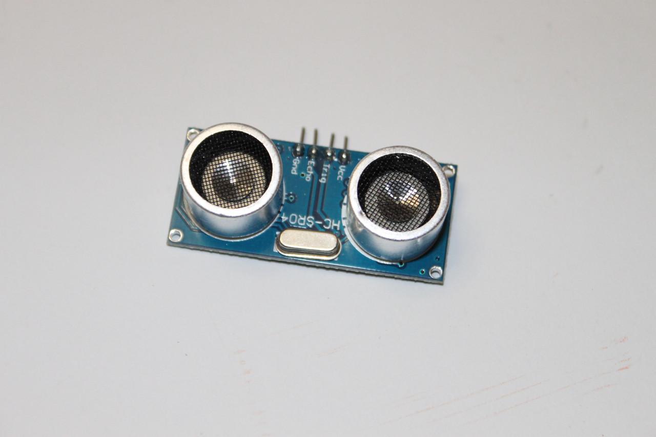 Модуль ультразвукового датчика расcтояния (HC-SR04)