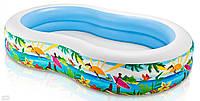 Басейн INTEX 56490 Paradise Seaside