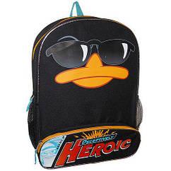 Стильний і зручний шкільний рюкзак Angry birds. Америка