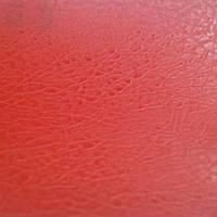 Бумвинил для переплета красный 13160000