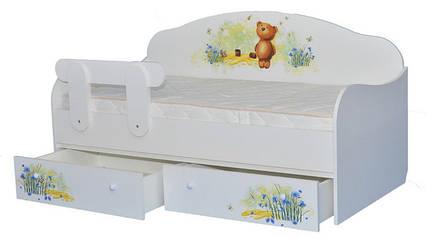Дитячі ліжка ДСП
