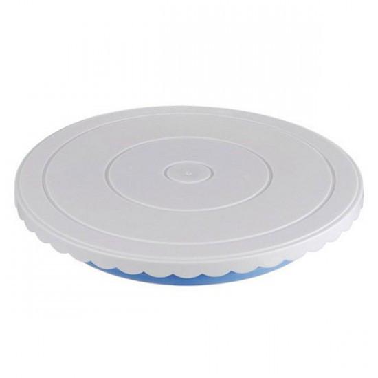 Столик поворотный для торта с силиконовым кольцом