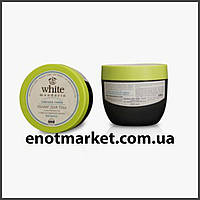 Пилинг-скраб для тела серии «Сакская глина» White Mandarin (300 мл / 300 г)