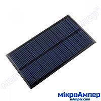 Сонячна панель 6В 1Вт