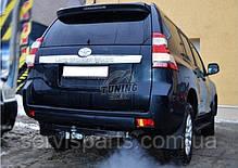 Польский фаркоп Toyota Land Cruiser Prado 120 150 (Тойота Прадо), фото 3