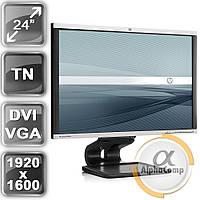 """Монитор 24"""" HP LA2405w (TN/16:10/DVI/VGA/DP/USB) class B БУ"""