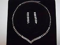 Свадебные колье, ожерелья 7_4_87