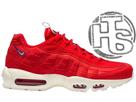 0d8c5560 Мужские кроссовки Nike Air Max 95 TT Gym Red/Gym Blue/Sail AJ1844 ...