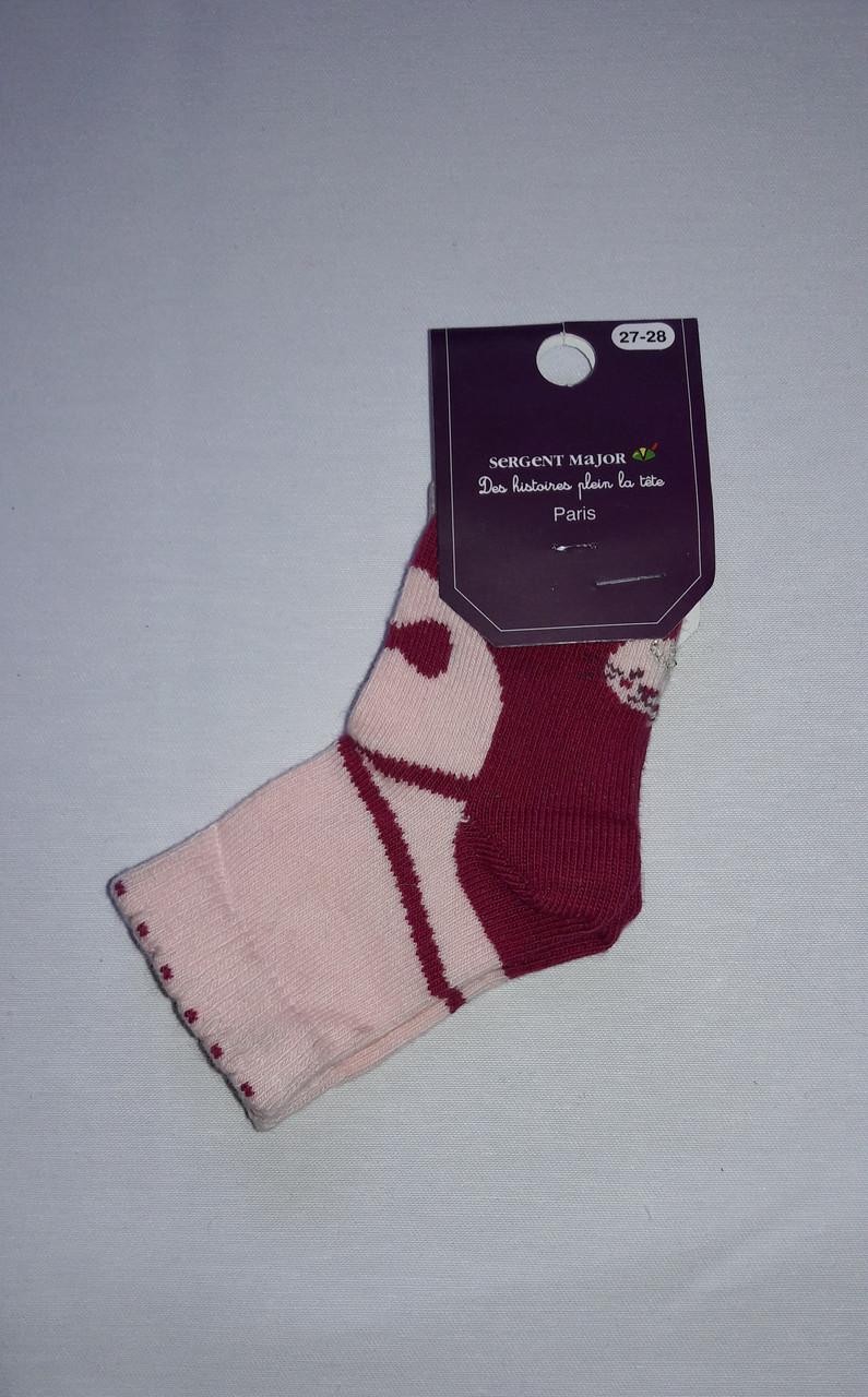Носки для девочки Sergent Major 27-28 розовые