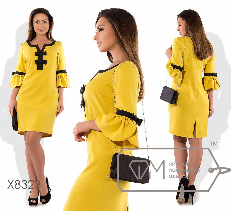222392316fc6 Платье женское, батал от ТМ Фабрика моды Размеры  48,50,52,54, цена ...