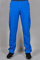 Спортивные брюки Puma голубые