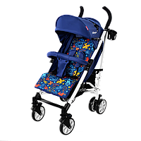 Детская коляска прогулочная CARRELLO Allegro (Карелло Алегро) AVIATION BLUE
