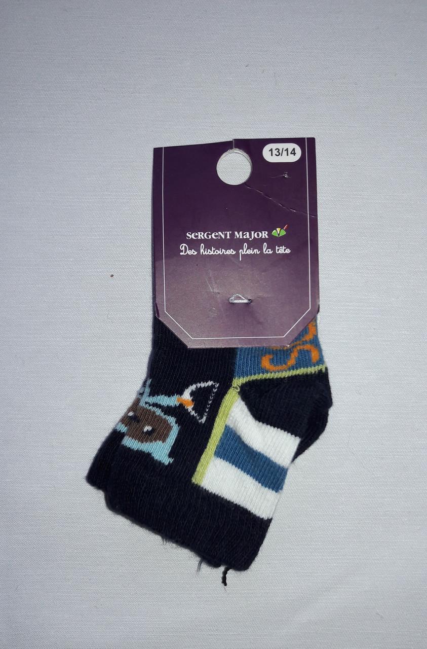 Носки для мальчика Sergent Major 13-14 синие