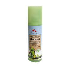 Детский шампунь-уход с органическими маслами оливы и ши, алоэ, розмарином (200 мл, ENG)