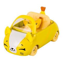 Мини-машинка SHOPKINS CUTIE CARS S1 - БАНАН-СЕДАН (с мини-шопкинсом)