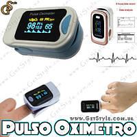"""Пульсометр - """"Pulse Oximetro"""" + чехол для хранения!"""