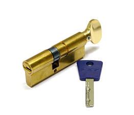 MUL-T-LOCK Цилиндр 7x7 100 (40x60)T NST, бронза Кл-пов Лат