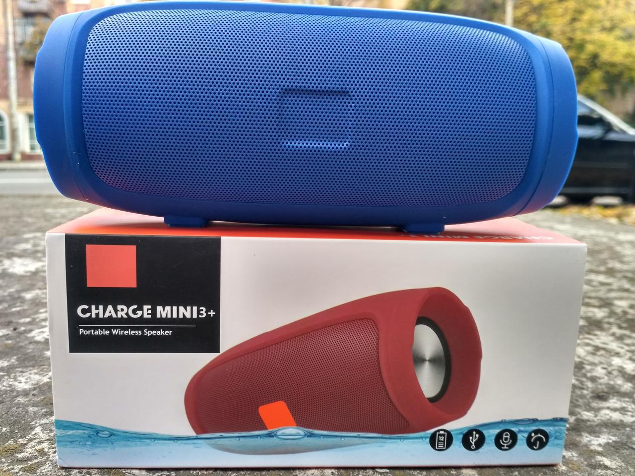 Bluetooth Jbl Charge Mini 3 Speaker Portable Wireless Charger 1