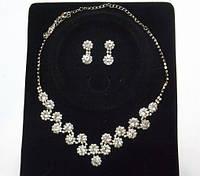 Свадебные колье, ожерелья 7_4_100