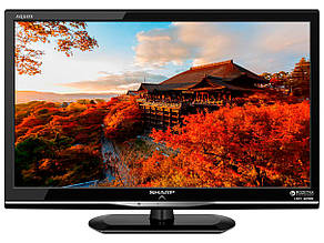 LED телевизор Sharp LC-24LE155M