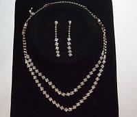 Свадебные колье, ожерелья 7_4_101