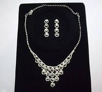 Свадебные колье, ожерелья 7_4_102