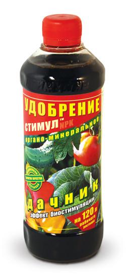 """Органоминеральное удобрение ДАЧНИК, """"Стимул NPK"""""""