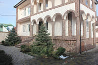 Будинок з мезоніном на березі Чорного моря