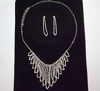 Свадебные колье, ожерелья 7_4_104
